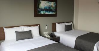瓜達拉哈拉博覽會生態酒店 - 瓜達拉哈拉 - 臥室