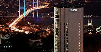 Point Hotel Barbaros - Istanbul - Outdoors view
