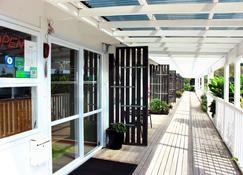 Te Awa Motel - Whanganui - Outdoor view