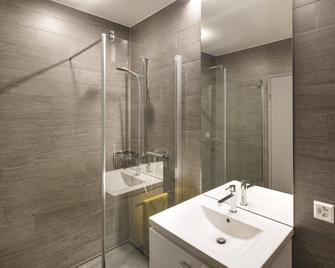 Aparthotel Aarau-West Swiss Quality - Aarau - Bathroom