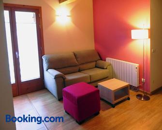 Caserón Baruca - Bielsa - Living room