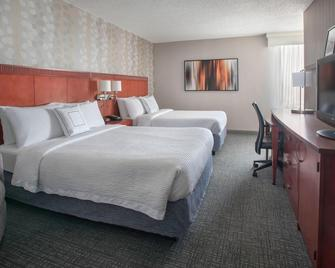 Courtyard by Marriott Wilmington Downtown - Wilmington - Schlafzimmer