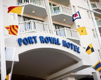 Port Royal Oceanfront Hotel - Wildwood Crest - Edifício