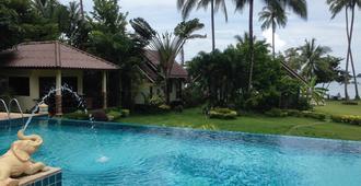 白蘭海灘度假村 - 象島 - 象島 - 游泳池
