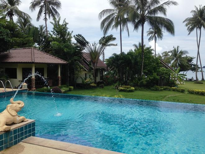 Koh Chang Bailan Beach Resort - Ko Chang - Pool