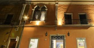 هوتل مانسون ديل سانتادور - غواناخواتو - مبنى