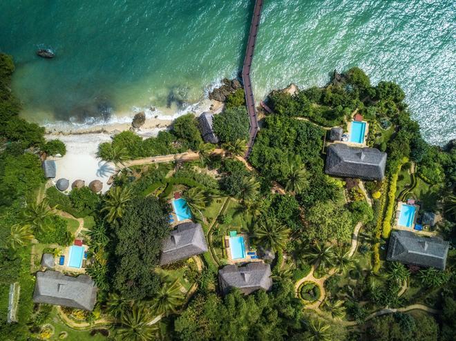 Zanzi Resort - Zanzibar - Vista esterna