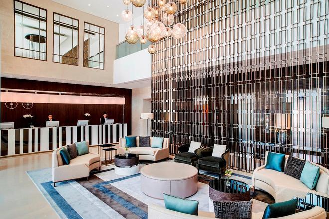 馬哈阿加安羅塔納酒店式公寓 - 阿布達比 - 阿布達比 - 休閒室