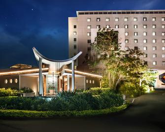 Hennessy Park Hotel - Ebene - Edificio