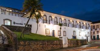 Pousada Do Mondego - Ouro Preto - Edificio