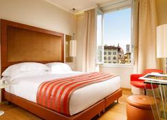 Grand Hotel Minerva - Florence - Bedroom
