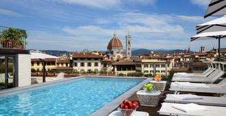 Grand Hotel Minerva - Florencia - Piscina