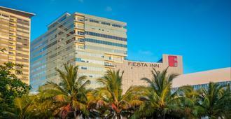Fiesta Inn Cancun Las Americas - Cancún - Building