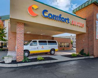 Comfort Suites Bethlehem Near Lehigh University And LVI Airport - Bethlehem - Building