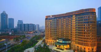Renaissance Nanjing Olympic Centre Hotel - Nanjing - Rakennus