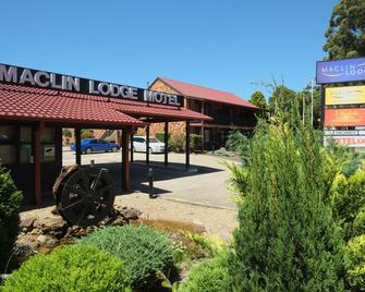 Maclin Lodge Motel - Campbelltown - Building