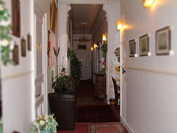 Hotel-pension Fink - Hamburg - Hallway