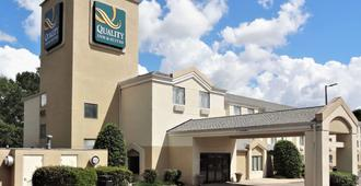 Quality Inn and Suites Raleigh North - Raleigh - Gebouw