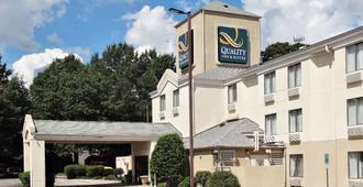 Quality Inn and Suites Raleigh North - Raleigh - Edificio