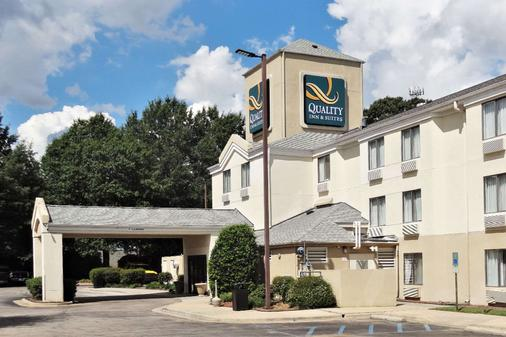 Quality Inn and Suites Raleigh North - Raleigh - Toà nhà