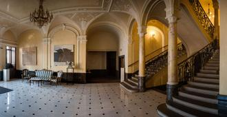 George Hotel - Leópolis - Recepción