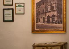 Residenza d'Epoca Palazzo Buonaccorsi - San Gimignano - Zimmerausstattung