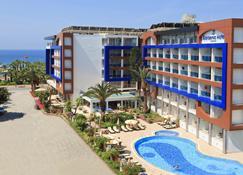 Gardenia Hotel - Alanya - Building
