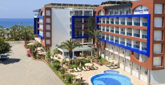 Gardenia Hotel - Alanya - Toà nhà