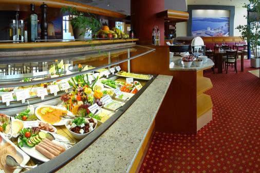Best Western Plaza Hotel Zwickau - Zwickau - Buffet