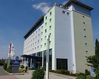 Best Western Plaza Hotel Zwickau - Zwickau - Gebouw