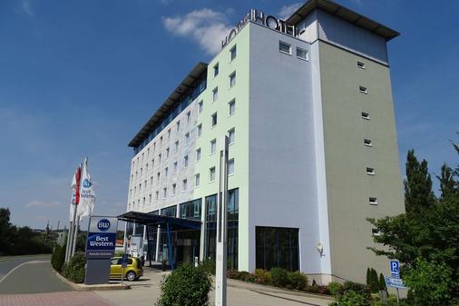 Best Western Plaza Hotel Zwickau - Zwickau - Gebäude