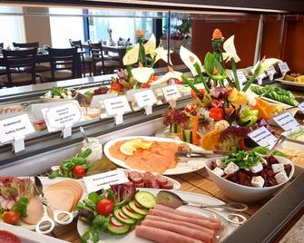 Best Western Plaza Hotel Zwickau - Zwickau - Restaurant