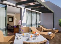 Hotel Royal - Genève - Balkong