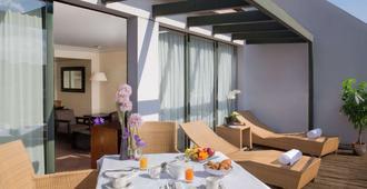Hotel Royal - Ginebra - Balcón