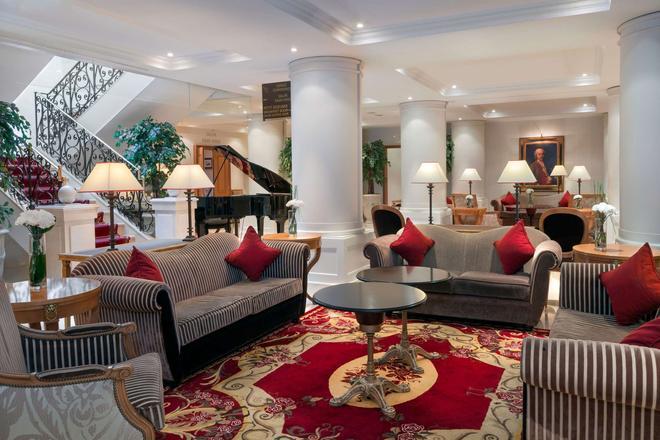 Royal Manotel - Geneva - Lounge