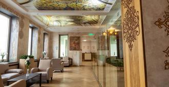 Hotel Boris Godunov - מוסקבה - לובי