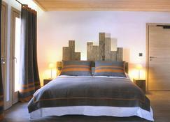 Flocons de Sel - Megève - Phòng ngủ