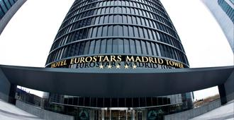 Eurostars Madrid Tower - Madrid - Building