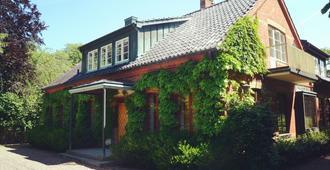 Minnesberg Bed & Breakfast - Trelleborg - Gebäude