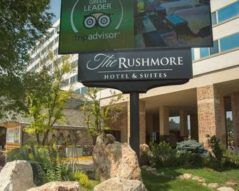 The Rushmore Hotel & Suites, BW Premier Collection - Рапід-Сіті - Building