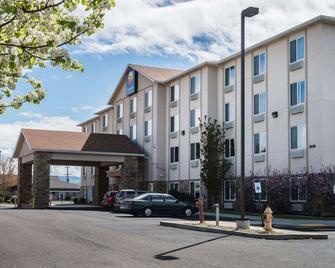 Comfort Inn And Suites Walla Walla - Walla Walla - Building