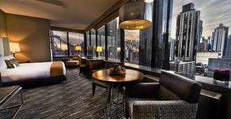 Bentley Hotel - Nova York - Quarto