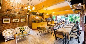 Pongphen Guesthouse - Thành phố Kanchanaburi - Nhà hàng
