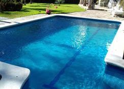 Casa de playa las Veraneras - Los Cobanos - Piscina