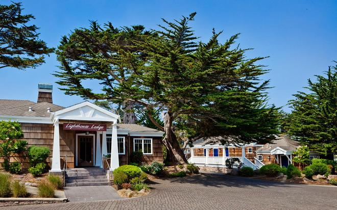 Lighthouse Lodge And Cottages - Pacific Grove - Κτίριο