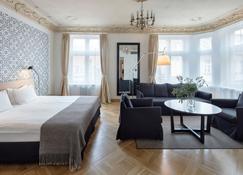 ホテル ネイブルクス - リガ - 寝室