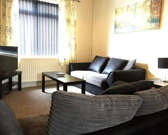Royle House - Northwich - Living room