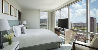 The Ritz-Carlton Residences, Waikiki Beach - Honolulu - Bedroom