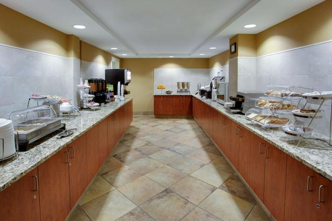La Quinta Inn & Suites by Wyndham Manchester - Manchester - Speisesaal