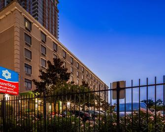 SureStay Plus Hotel by Best Western Houston Medical Center - Houston - Building